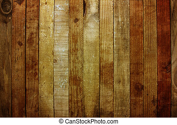 Wooden planks - Closeup of wooden planks
