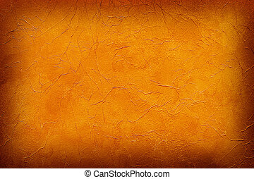 burnt orange background wallpaper - orange vignetted...