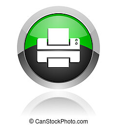 Printer icon Stock Illustrations. 12,488 Printer icon clip art ...
