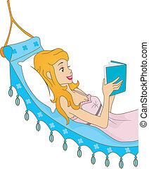Reader Girl