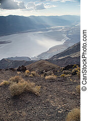 dante's view - death valley national...