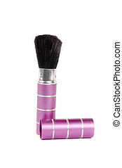 a brush for makeup