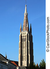 Church of Our Lady Bruges
