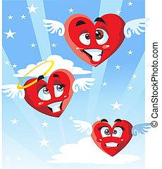 hearts in Heaven