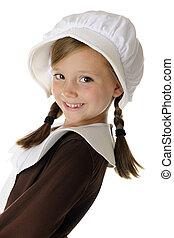 Happy Pilgrim Hello