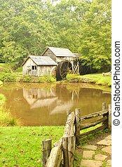Mabry Mill 10