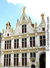 Old Civil Registrar Bruges - the Old Civil Registrar at the...