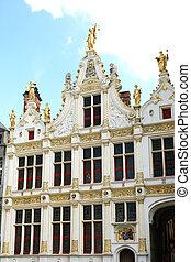 Old Civil Registrar Bruges - the Old Civil Registrar at the...