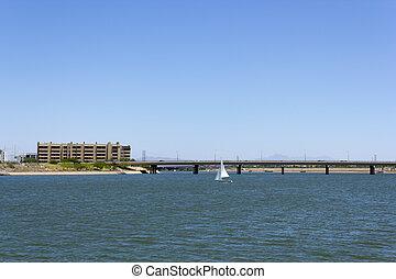 Tempe Lake, Phoenix, AZ