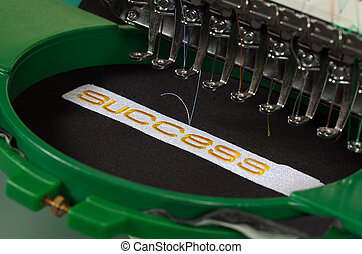 Success embroidery - Textile embroidery machine in Textile...