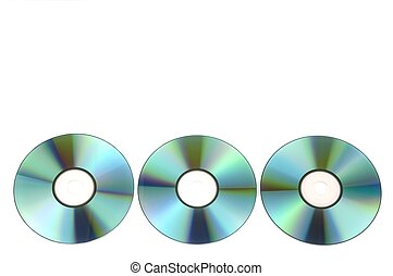 three cd\\\'s