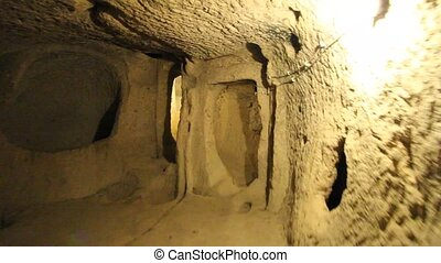 Turkey Underground City