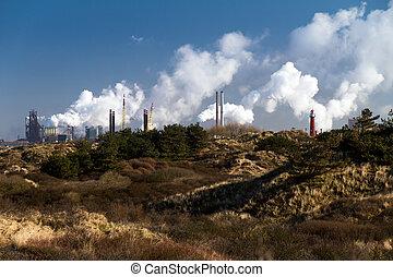 Industrial dunes