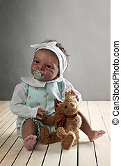 African American Baby Dol - Cute African American Baby Doll...