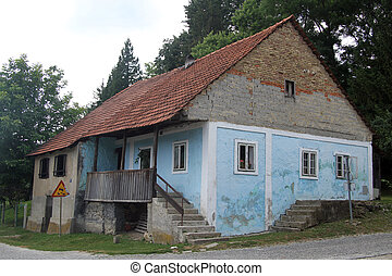 Old house - Old farm house in Kumrovets, Croatia