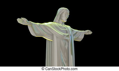 Jesus Christ - sculpture of Jesus Christ