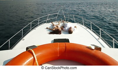 Luxury Yacht Vacations