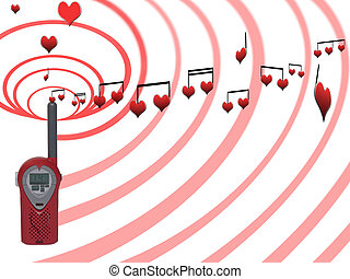 love signals 2 - love messages being sent over the airwaves...