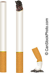Cigarette Illustration
