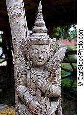Thai Carving Art