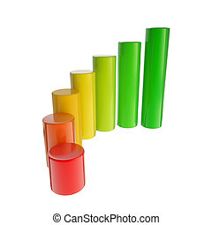 Energy consumption dimensional bar graph - Energy...