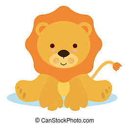 cute baby lion for newborns events