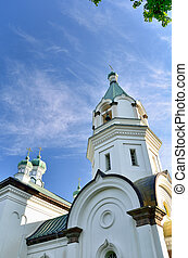 Church in Hakodate,Hokkaido,Japan. - Photo of Hakodate...