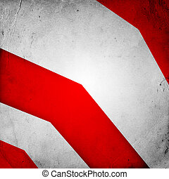 abstract background with bended lines