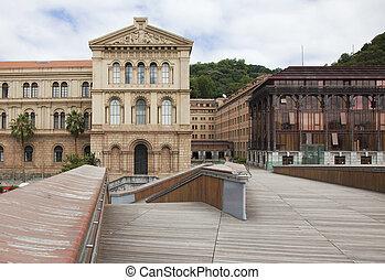 University of Deusto in Bilbao, Spain