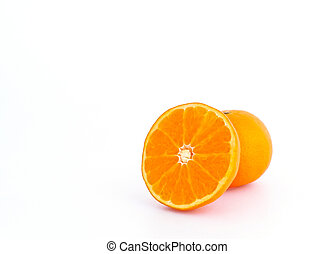 Fresh Orange Fruits