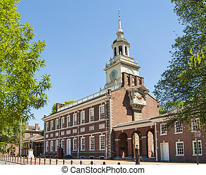 Independence Hall America's Birthplace