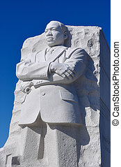 Martin Luther King Statue in Washington DC