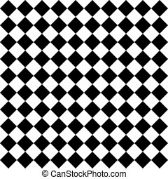 Black and white hypnotic background