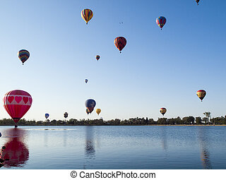 Balloon Show - The 36th annual Colorado Balloon Classic and...
