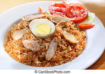 Indonesian Fried Rice - Indonesian Famous Fried Rice