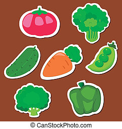 蔬菜, 2UTE,  01, 彙整