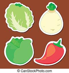 蔬菜, 2UTE,  02, 彙整