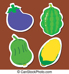 蔬菜, 2UTE, 彙整,  03