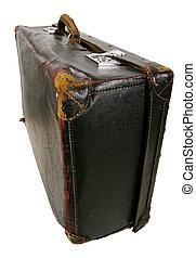 brun, vieux,  suitcase-009