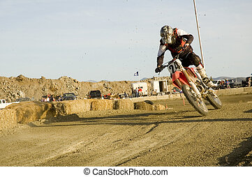 dirt bike racer - dirt bkie racer
