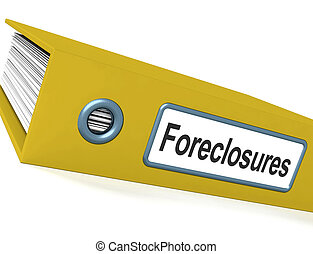 Foreclosures File Shows Bankruptcy And Eviction -...