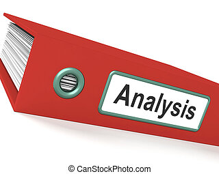 Analysis File Containing Data And Analyzing Documents -...