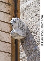 Communal palace Narni Umbria Italy