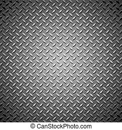 Background of metal texture with detail