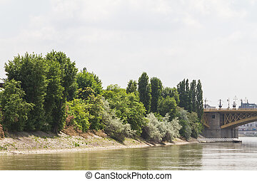 Margaret island, Budapest, Hungary