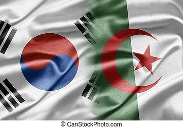 South Korea and Algire