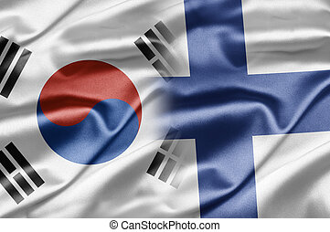 South Korea and Finland - Korea and the nations of the...