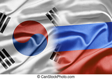 South Korea and Russia - Korea and the nations of the world....
