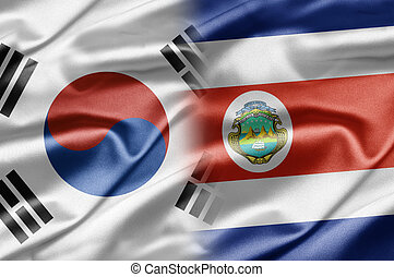 South Korea and Costa Rica - Korea and the nations of the...