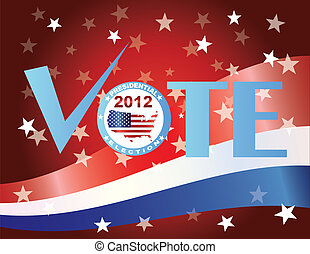 Vote Check Mark 2012 Presidential Election - Vote Check Mark...